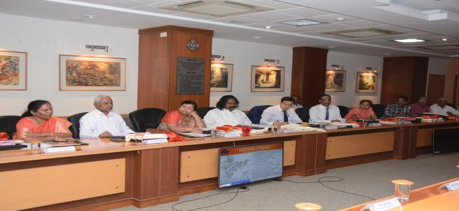 Review implementation of Safeguards States/UTs, PSUs/Orgns