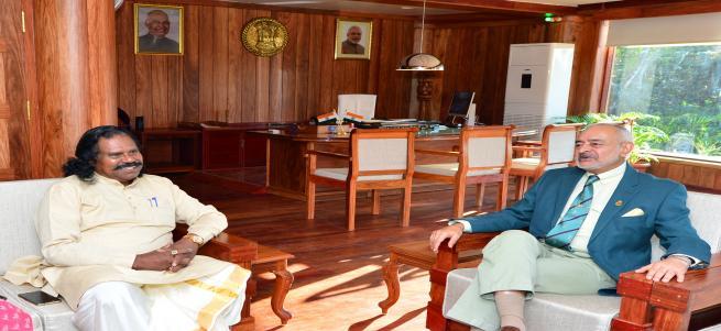 Visit to Andaman