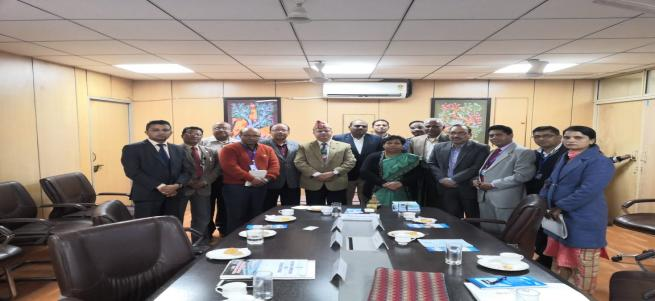 nepal human rights commission visits ncst