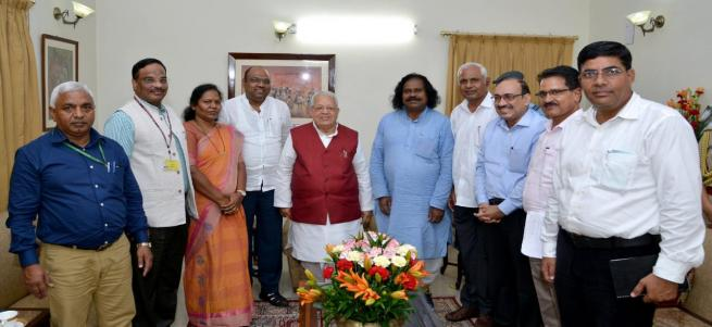MEETING WITH HON'BLE Governor of Rajasthan