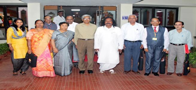 Visit to IIT Madras