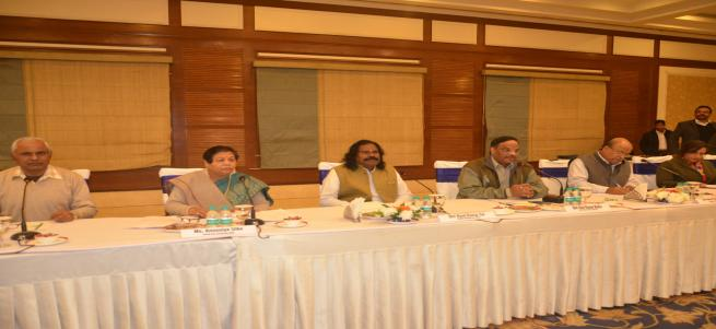 Review implementation meeting with CCL
