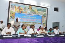 Visit to Andhra Pradesh