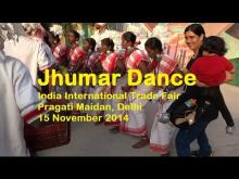 Embedded thumbnail for Jhumar Dance of Jharkhand