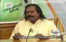 Embedded thumbnail for Conference Room: Nand Kumar Sai, President, National Scheduled Tribes Commission