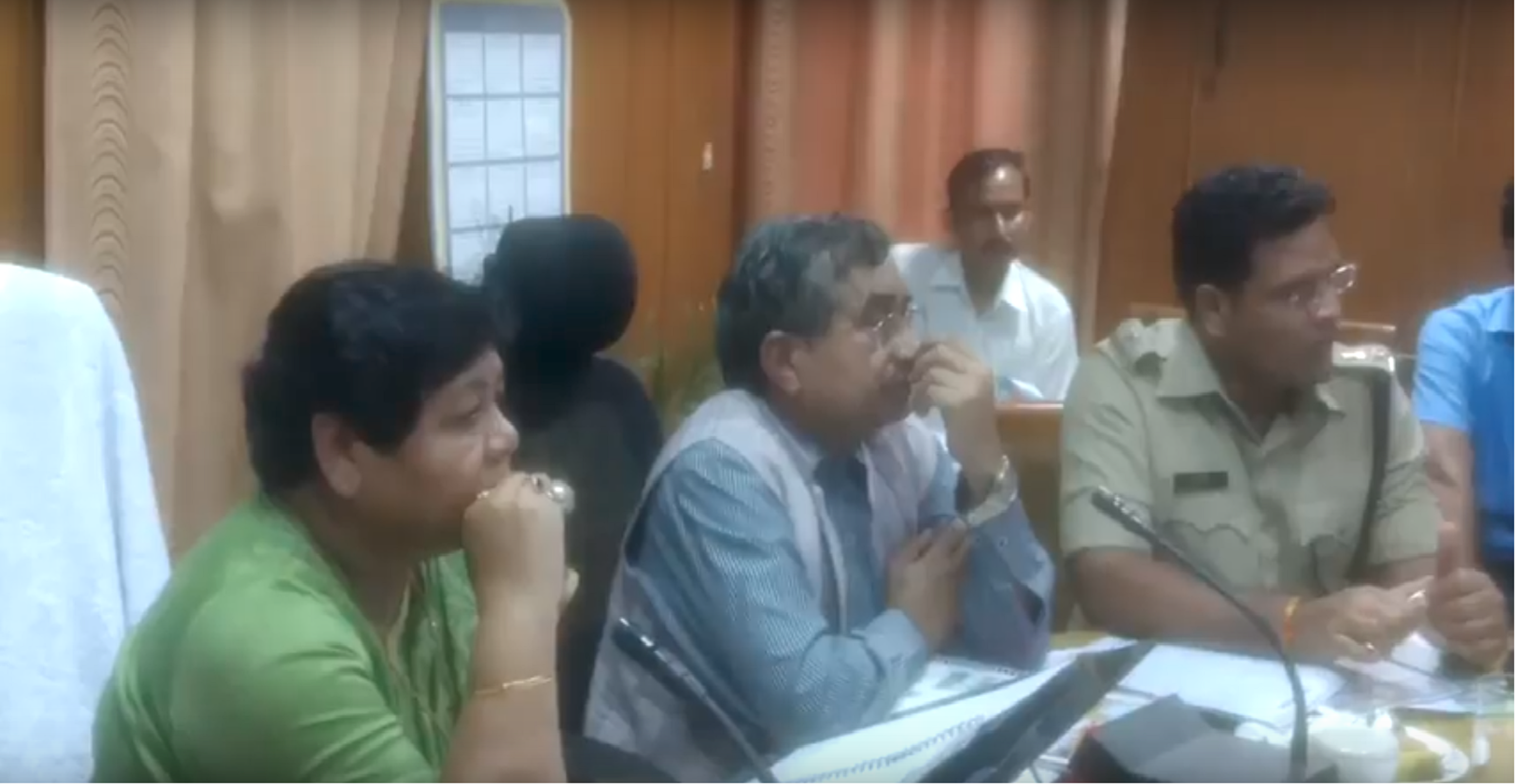 Embedded thumbnail for Meeting With Dist. Head Colectorate Sheopur MP